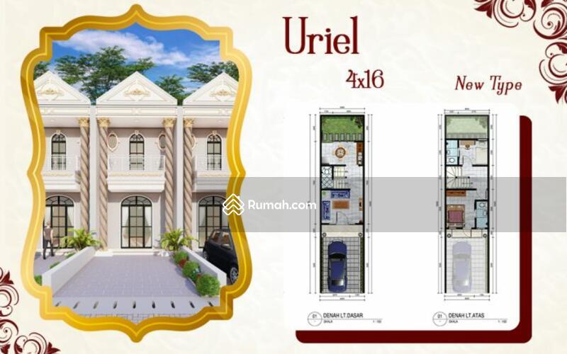 rumah cluster angel residence cengkareng 4x16m, hubungi yudi #105228372
