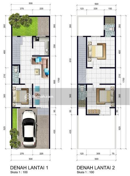 Rumah Baru 2 Lantai Lokasi Strategis di Wisma Kedung Asem #105228930
