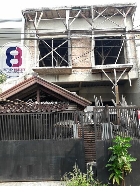 Dijual Rumah Setengah Jadi 3 Lantai Taman Alfa Indah Jakarta Barat #105230986