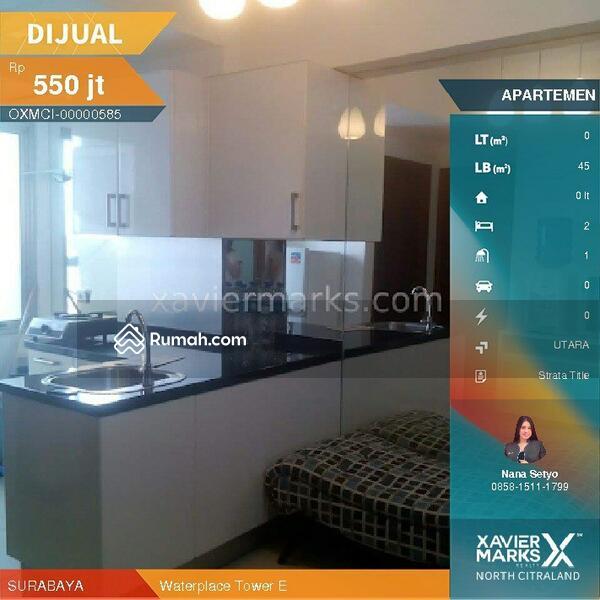 Apartemen Waterplace Tower E Pakuwon Indah #105231330