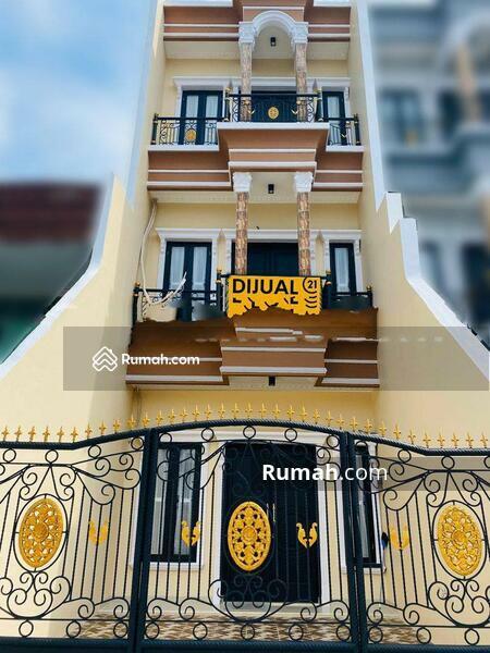 Dijual Rumah Baru 3 Lantai Siap Huni dekat Casa Jardin Daan mogot Jakarta Barat #105231458