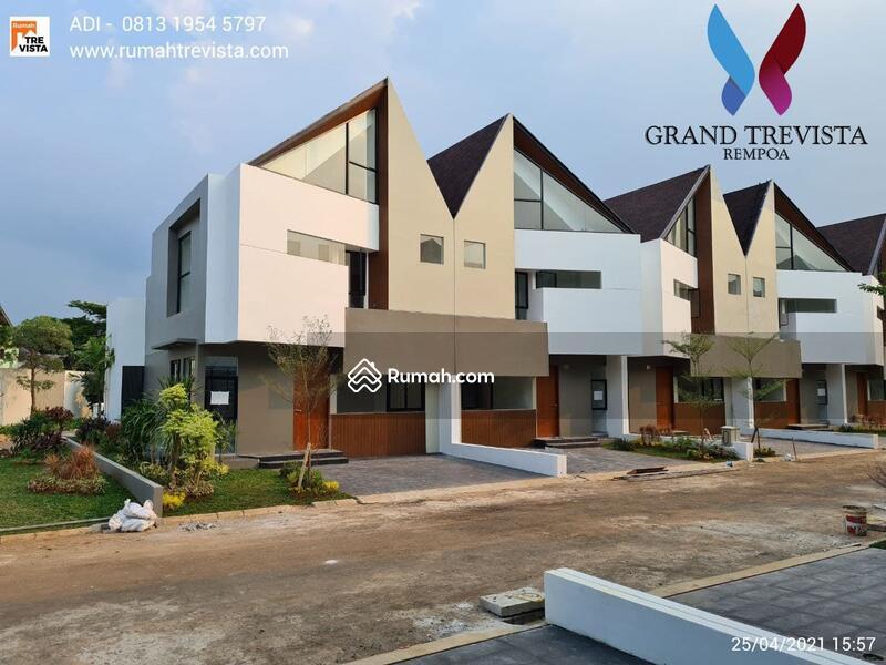Rumah Baru Grand Trevista Rempoa Hanya 3 Km dari MRT Lebak Bulus, Jakarta Selatan #105232116
