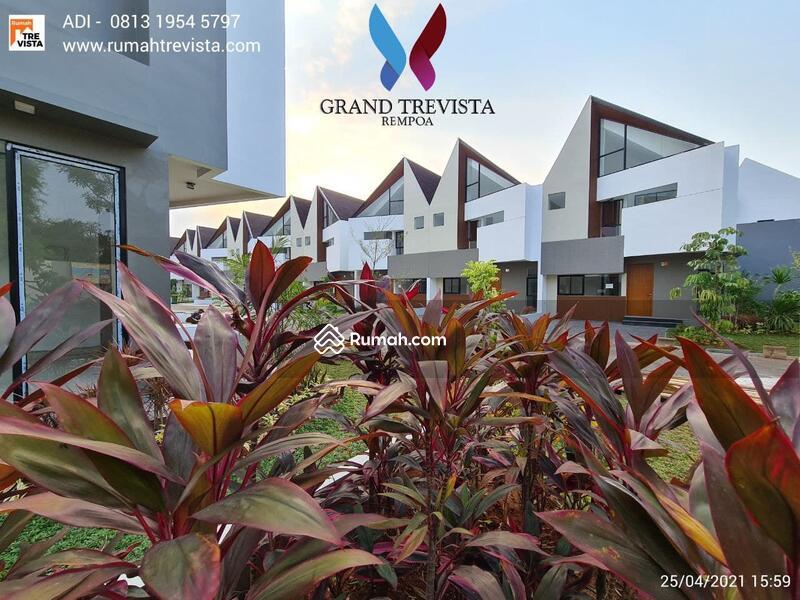 Rumah Baru Grand Trevista Rempoa Hanya 3 Km dari MRT Lebak Bulus, Jakarta Selatan #105232118