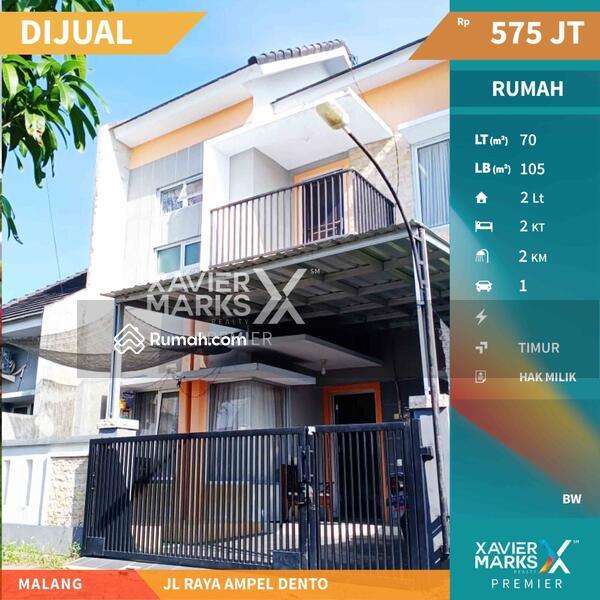 Dijual Rumah Minimalis Jalan Raya Ampeldento #105232176