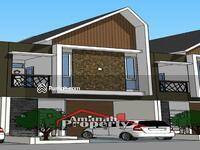 Dijual - Rumah Cluster Inden TERMURAH + FREE Biaya AJB & Notaris di Cibubur Ciracas Jakarta Timur