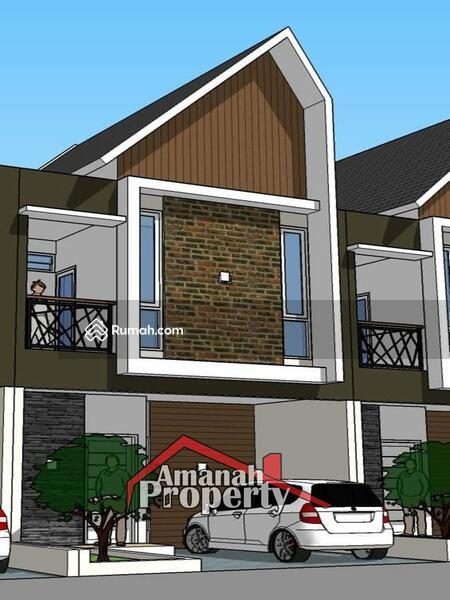 Rumah Cluster Inden TERMURAH + FREE Biaya AJB & Notaris di Cibubur Ciracas Jakarta Timur #105236500