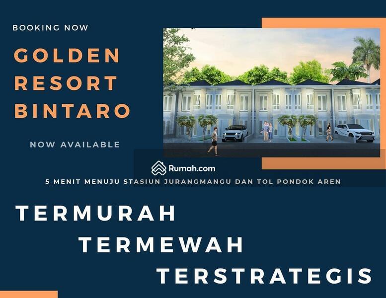 Golden prime Bintaro #109688574