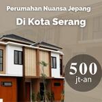 Promo Rumah Kota Serang Kota Tanpa DP