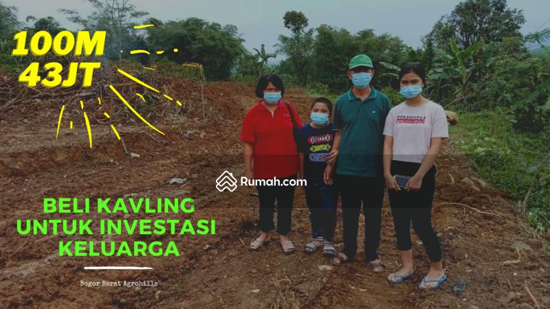 Tanah Kavling Murah  Bogor Barat Agrohills 50rb/hari anda sudah bisa investasi #105279176