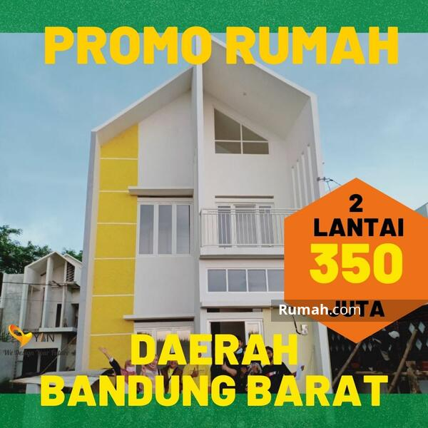 SPESIAL PROMO !! Rumah 2 Lantai di Bandung Barat Dekat Lembang #105283270