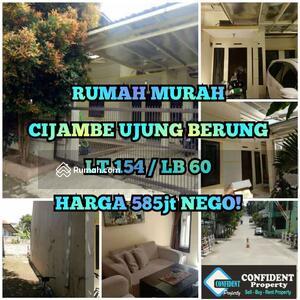 Dijual - Dijual rumah MURAH cluster Cijambe Ujung berung