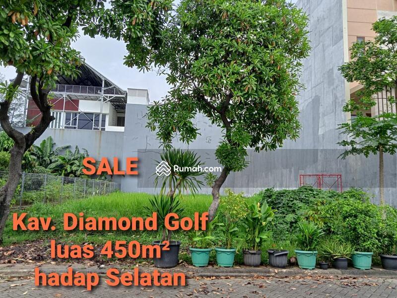 Kavling Diamond Golf BGM PIK (HD) #105292768