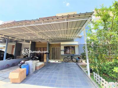 Dijual - Rumah 2lt siap huni luas 148m 9x17 type 3KT Cluster Zebrina JGC Jakarta Garden City Cakung