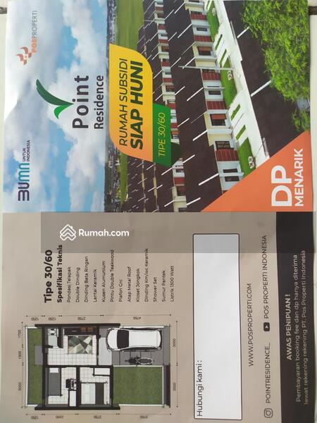 Point Residence ,Harga Subsidi ,Lokasi dekat Stasiun kereta #105322890