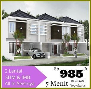 Dijual - Rumah Jual Timur Terminal Giwangan Yogyakarta - Kotagede
