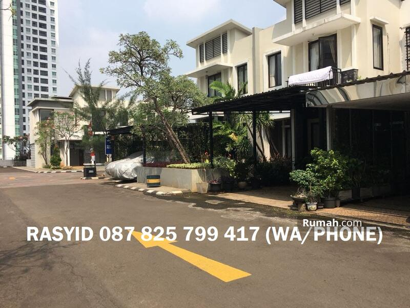 Perumahan Rooftop Thamrin City Jakarta Pusat #105377016