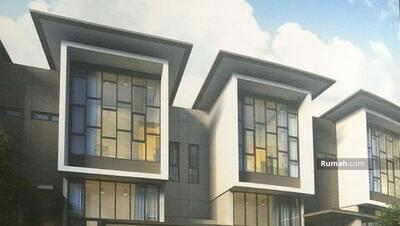 Dijual - Rumah Tinggal Cluster Semayang ASYA JGC