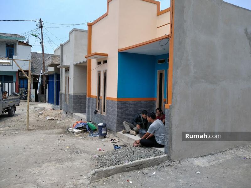 Dijual 3 Unit Rumah Baru Murah Lokasi Strategis. Pulo Gebang #105402902