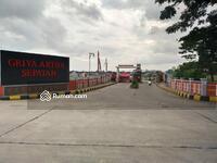 Dijual - Rumah Subsidi Dobel Dinding Griya Artha Sepatan Tangerang Dekat Dengan Bandara