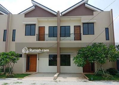 Dijual - Rumah baru 2 lantai unit ready