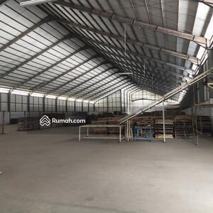 Dijual - Di jual ex pabrik siap pakai, lokasi strategis kawasan industri Jatake