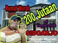 Dijual - Rumah Murah Sidoarjo