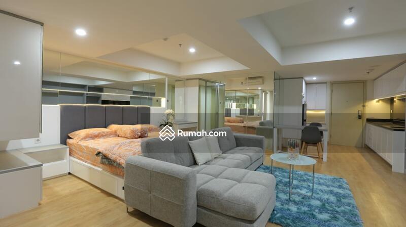 Apartemen studio furnished disewakan di apartemen warhol louis kienne simpang lima semarang tengah #105464096
