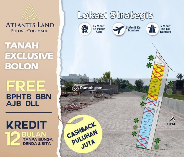 Perum Atlantis cashback 10jt, free biaya lain lain #105483366