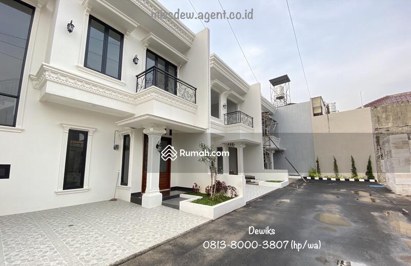Rumah CLuster Baru 2,5 lantai di Jatimakmur Pondok Gede Bekasi Selatan Jawa Barat #105504702