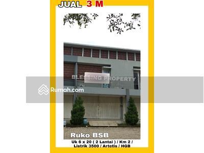 Dijual - Bukit Semarang Baru