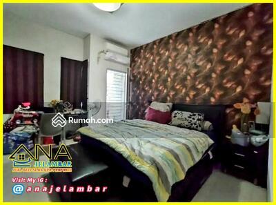 Dijual - ANA*Rumah Uk 4x15 kondisi bagus 3 lantai bebas banjir di kavling polri, jelambar di daerah grogol pe