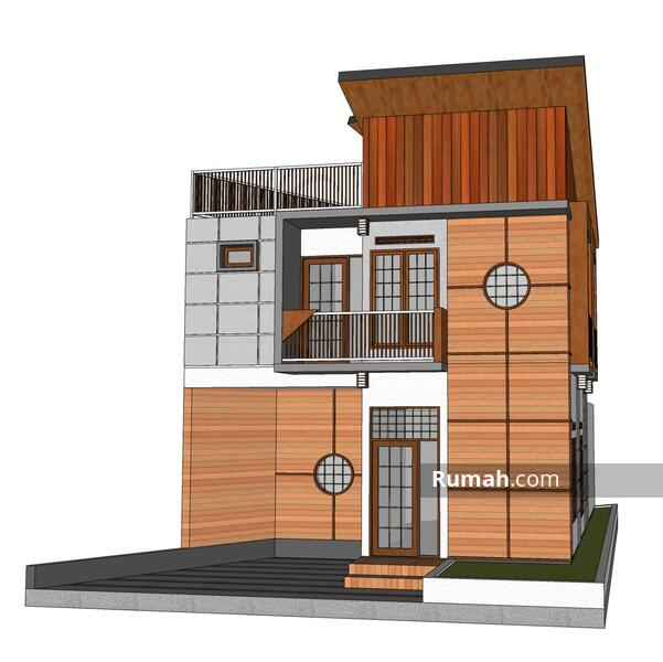 Dijual Rumah Baru Desain Jepang Nouka Village Cisarua Lembang Bandung #105564320