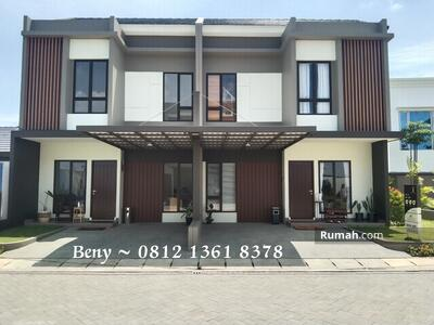 Dijual - Rumah Modern 2 Lantai Harga 700 jutaan