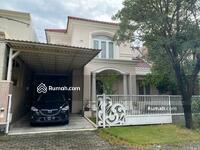Dijual - Jual Rumah Siap Huni Wisata Bukit Mas dekat Royal, Prambanan Residence Surabaya Barat