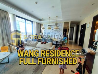 Dijual - Apartemen Mewah Wang Residence Jalan Panjang Kedoya SIAP PAKAI FULL FURNISHED