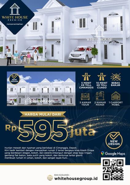 WHITE HOUSE PREMIER CIMANGGIS #105650040