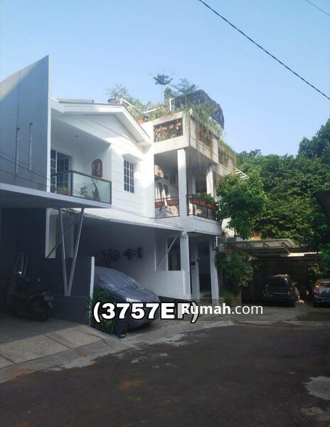 (3757EF) Rumah Cinere 3 Lantai dibawah Harga NJOP Murah Nego Langsung dengan Pemilik #105666656