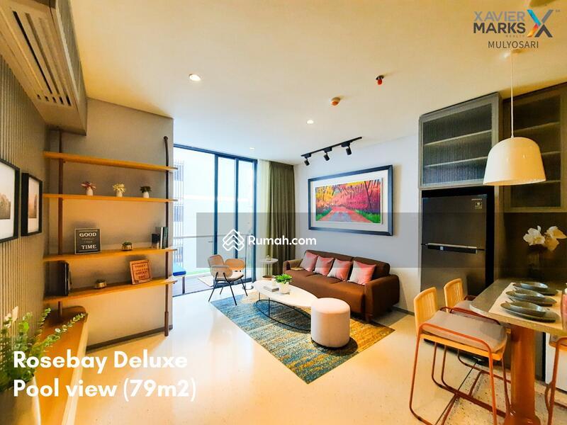 Dijual Apartement Low Rise Design Restort Bali Graha Famili Surabaya #105717682