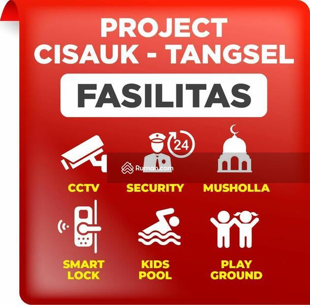 Rumah Syariah Murah Dekat BSD, Cuma 5 Menit Dari Stasiun Cisauk #105750000