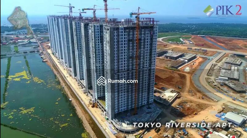 APARTEMEN TOKYO RIVERSIDE STUDIO 21m2 TERMURAH #105750454