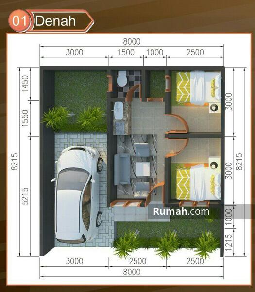 Rumah syariah di cimanggis Depok #105770516