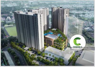 Dijual - Apartemen Emerald Bintaro