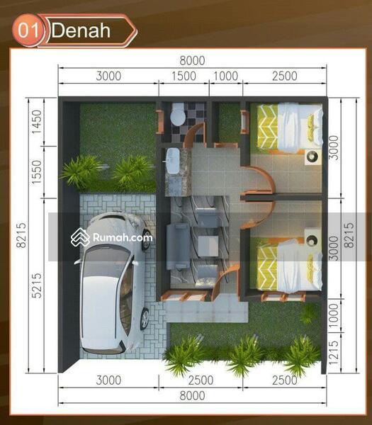 RUMAH DIJUAL DI MEKARSARI CIMANGGIS DEPOK - CLUSTER FASARA CIMANGGIS #105790316