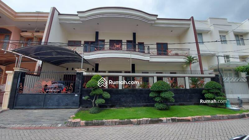 Dijual Rumah Model Mediteran Full Furnish Darmo Hill Mayjen Sungkono Sby #105793018