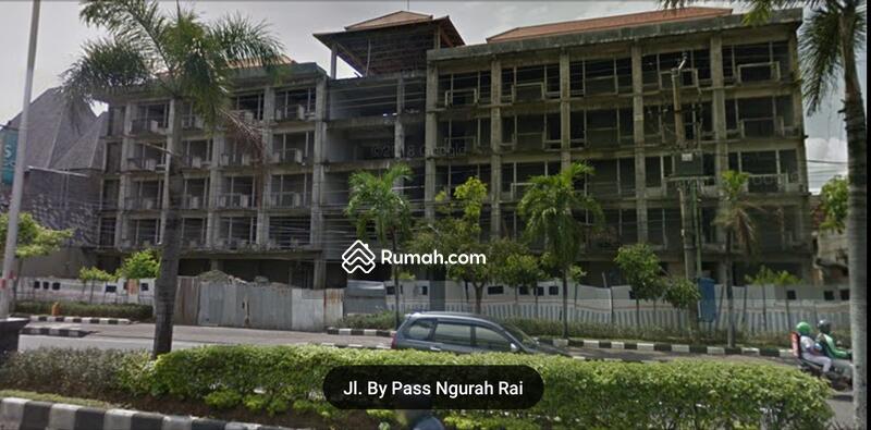 DIJUAL SEGERA: TANAH & BANGUNAN RENCANA HOTEL DI BY PASS KUTA BALI #105795566