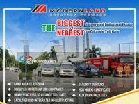 Dijual - Modernland greating forward