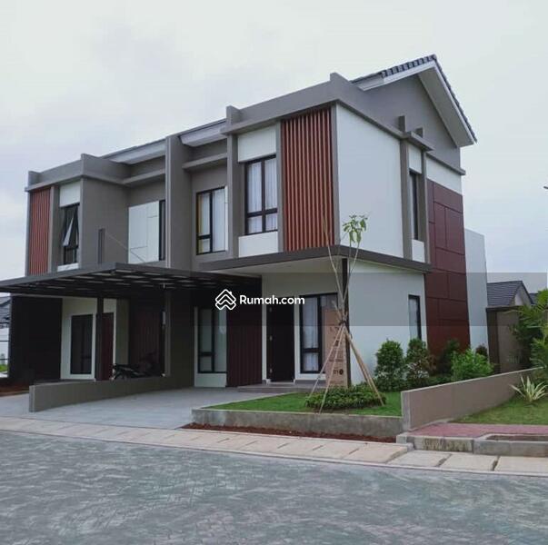 Dijual  Rumah Minimalis Di Cluster Alibizia Kota Sutera #105836280