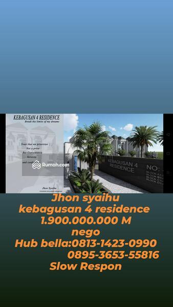 kebagusan 4 residence #105843336