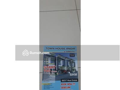 Dijual - JUAL RUMAH BARU 2 LANTAI CLUSTER TOWN HOUSE ANDIR DIPUSAT KOTA BANDUNG
