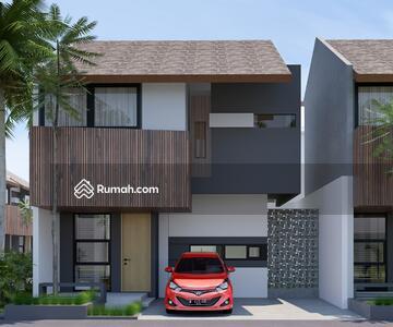 Dijual - Rumah Exclusive Hanya 17 Unit Di Kota Tanggerang Selatan